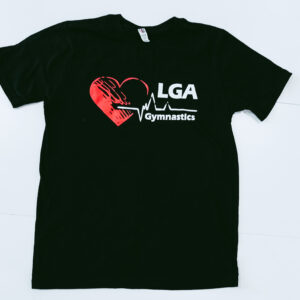 LGA Black T-Shirt