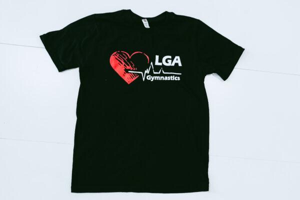 LGA Black T-Shirt