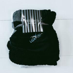 LGA Sherpa Blanket