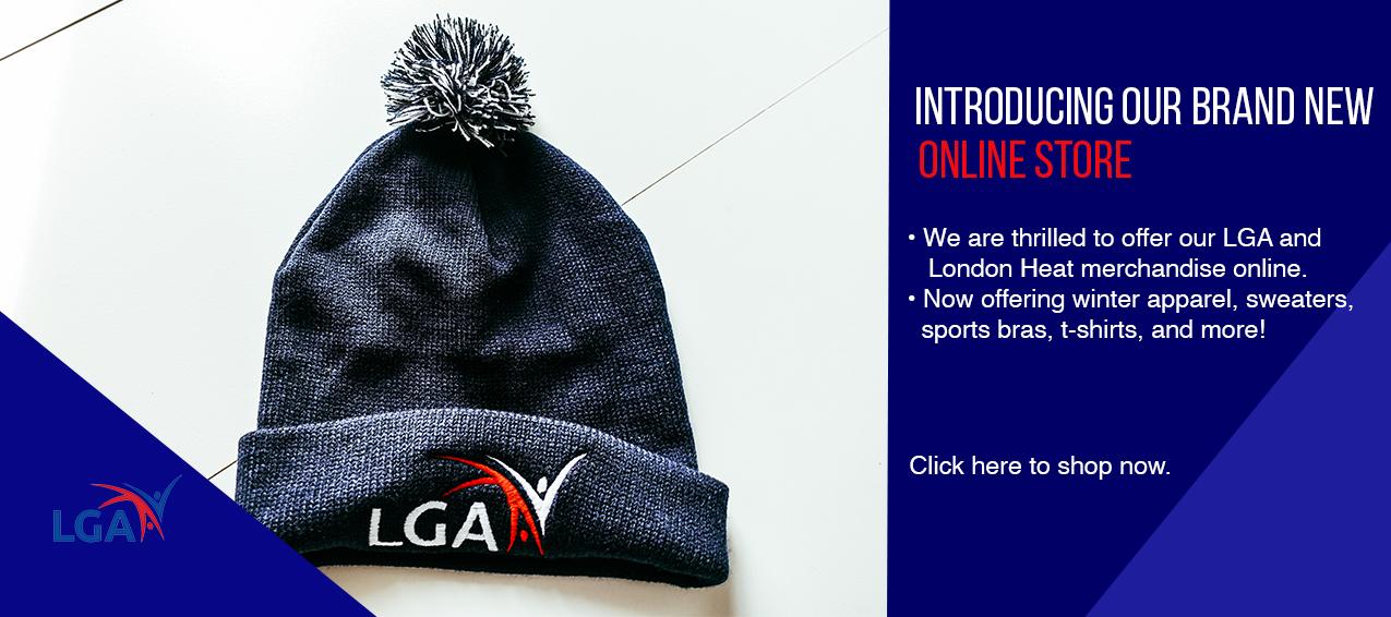 LGA Online Store