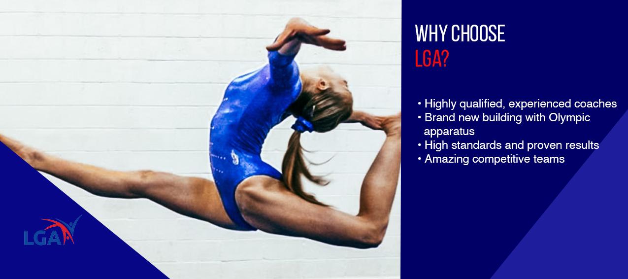 Why LGA?